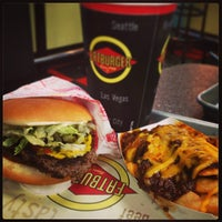 Photo taken at Fatburger by Hide T. on 3/3/2013