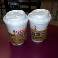 Photo taken at Dunkin Donuts by Jonathan H. on 8/29/2015