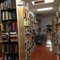 Photo taken at Recycle Bookstore by Stevenology on 1/23/2014