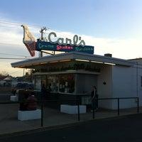 Photo taken at Carl's Ice Cream by Daniel B. on 11/17/2012