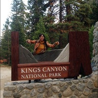 Photo taken at Kings Canyon National Park by Rebeca P. on 5/18/2013