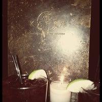 Photo taken at Katra Lounge by Jabari on 2/23/2013