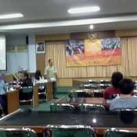 Photo taken at Fakultas Keguruan dan Ilmu Pendidikan (FKIP) by Blessed Irene on 2/16/2013