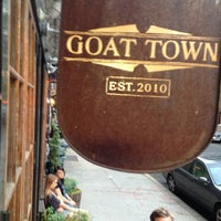 Photo taken at Goat Town by Troy P. on 7/20/2013