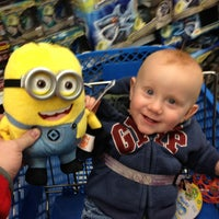 "Photo taken at Toys ""R"" Us by Aaron O. on 3/24/2013"