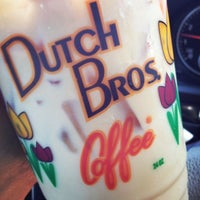 Photo taken at Dutch Bros. Coffee by Ashley E. on 9/15/2012