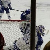 Photo taken at Syracuse Crunch Hockey Club by Jean B. on 3/2/2014