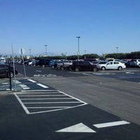 Photo taken at Katella Cast Member Parking Lot (K-Lot) by Rick C. on 10/2/2012