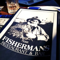 Photo taken at The Fisherman's Restaurant and Bar by J A. on 7/24/2013
