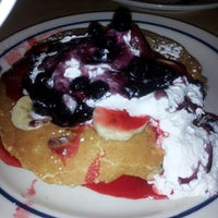 Photo taken at IHOP by Gina B. on 2/18/2013