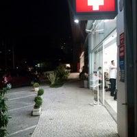 Photo taken at Drogaria São Paulo by Felipe R. on 2/22/2013