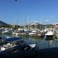 Photo taken at Royal Phuket Marina by Marlina S. on 3/16/2013