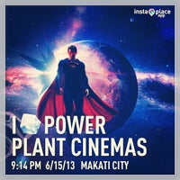 Photo taken at Power Plant Cinemas by ANNA A. on 6/15/2013