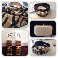 Photo taken at Loila Acessorios by Leila A. on 6/7/2014