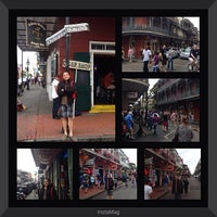 Photo taken at Rue Bourbon by Ems M. on 11/16/2013
