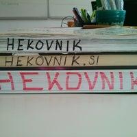 Photo taken at Hekovnik by Uros T. on 6/12/2013