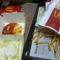 Photo taken at McDonald's by Hilmi H. on 10/27/2012