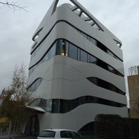 Photo taken at Otto Bock Science Center Berlin by Volker W. on 11/7/2013