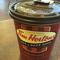 Photo taken at Tim Hortons by Mike Ambassador B. on 5/22/2015
