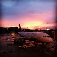 Photo taken at Philadelphia International Airport (PHL) by Devin W. on 7/3/2013