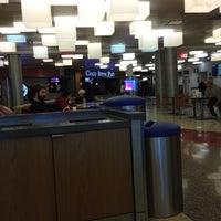 Photo taken at Terminal B by Chris B. on 3/10/2013
