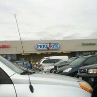 Photo taken at Price Rite by Adam J. on 12/7/2012