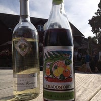 Photo taken at Chaddsford Winery by Michael S. on 10/6/2012
