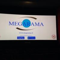 Photo taken at Megarama by Jamal A. on 2/23/2014