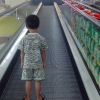 Photo taken at Carrefour by wenang g. on 5/11/2014