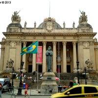 Photo taken at Palácio Tiradentes by Saimon r. on 1/16/2013