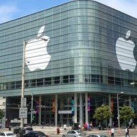 Photo taken at Moscone West by Chris S. on 6/9/2013