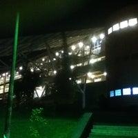Photo taken at Facultad de Ciencias Administrativas y Sociales by Pinchi G. on 10/18/2012
