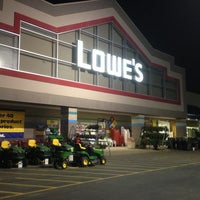 Photo taken at Lowe's Home Improvement by Sarah B. on 4/16/2013