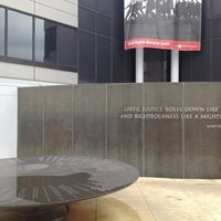 Photo taken at Civil Rights Memorial Center (SPLC) by Matt W. on 4/5/2013