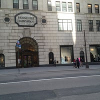 Photo taken at Bergdorf Goodman by Laurentius T. on 4/2/2013