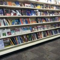 Photo taken at Jarir Bookstore by Borra A. on 12/25/2012