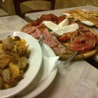 Photo taken at Divina Piadina - Piadineria artigianale a Milano by Piersergio T. on 3/15/2013
