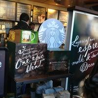 Photo taken at Starbucks by Ligia M. on 3/23/2013
