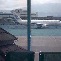 Photo taken at Husein Sastranegara International Airport (BDO) by Muhammad R. on 5/17/2013