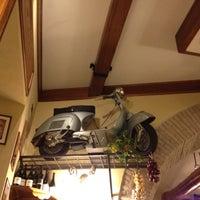 Photo taken at L'Isola della Pizza by Eli T. on 9/14/2012