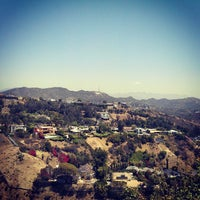 Photo taken at Runyon Canyon Park by Shawn on 4/26/2013