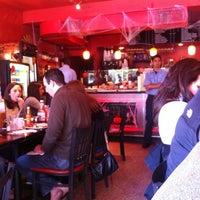 Photo taken at Sunburst Espresso Bar by Max B. on 10/21/2012