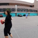 Photo taken at NYCSSC Kickball - Courts A & B by Dwiddy M. on 5/29/2014