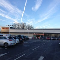 Photo taken at Sainsbury's by Angie W. on 11/29/2012