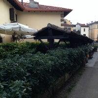 Photo taken at Vicolo dei Lavandai by InDOMEstico on 3/16/2013