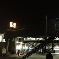 Photo taken at Gate 5 Aeropuerto Internacional Juan Santamaria by Jose Pablo R. on 1/14/2013