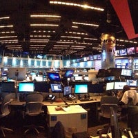 Photo taken at CNN Newsroom by RM on 11/22/2014