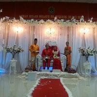 Photo taken at Dewan Kelab Melayu (MUC) by AyDane [. on 11/2/2013