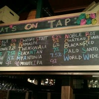 Photo taken at Dogfish Head Alehouse by Scott H. on 2/19/2012