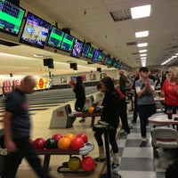 Photo taken at Memory Lanes and the Flashback Cafe by Eric R. on 1/15/2013